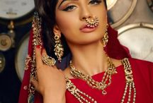 Indian/Asian Bride Makeup