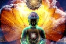 Boeddha en yogiman