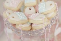 Vintage Shabby Chic party ideas
