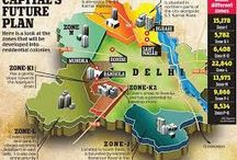 DWARKA L-ZONE - INDIA'S FIRST SMART CITIES / The DDA L- zone project is expected to change the map of the country`s capital, and is the biggest upcoming real estate projects under which the amazing area of Dwarka phase 2 with its tremendous connectivity with the entire Delhi-NCR region will be converted to the first smart city of Delhi.