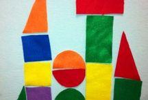 Felt and Magnet Board Fun  / by Susan Ermer