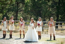 Country/Southern Wedding  / by Melanie Johnson