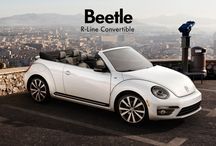 Volkswagen Beetle Convertible / Take a journey through the years of the Volkswagen Beetle.