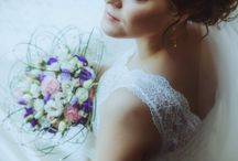 BRIDE 2016 / BRIDE 2016 with Elena Ponomareva and my bouquet
