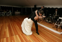 Dance Floors & Band Risers / by Newport Tent Company