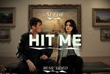 "Suede Music Video & Lakeland / Suede uses Lakeland (Ecos) paints in their new music video ""Hit Me"" - as all are 100% non-toxic - even if swallowed - directed by Paul Kondras & shot at Manchester Art Gallery 2014"