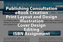 """Tru Publishing / This board encompasses the services, news, and announcements of Tru Publishing.  Consider it a """"Welcome to Tru Publishing"""" board."""