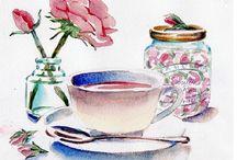Tea Time / by Cindy Paulsen