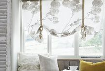 Let the light shine in / Window treatments