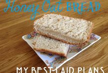 Breads and Appetizer Recipes