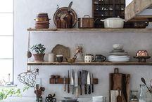kuchyň nápady