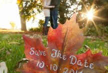 Save the date photography ideas