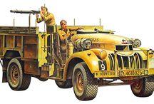 20TH -WW2-LONG RANGE DESERT GROUP