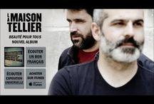 """La Maison Tellier - Chanson / Chansons du groupe """"La maison Tellier"""" dans le cadre de la saison culturelle """"Saumur Agglo"""""""