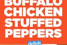 Recipes-Stuffed Peppers