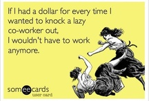 lazy Co workers