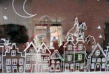 Decoratie feestdagen