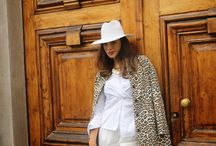 MFW: Wearing White & Leopard