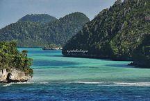 raka ampat island