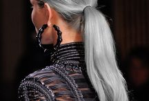 Catwalk hair