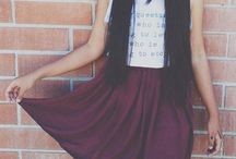 Skirts and Dresses