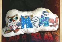 Name Pillows / Urunler ve fotograflar sahsima aittir. Tasarimlarim fikir ve sanat eserleri kanunu geregince koruma altindadir. Kaynak gosterilmeden paylasilmasi yasaktir.