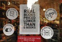 The amazing world of books