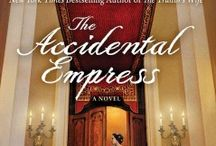 Regal Reads / Novels like Phillipa Gregory's, featuring passion and intrigue and women who rule.