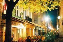 Street cafe's