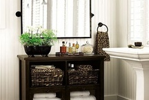 Ideas: Bathrooms   Traditional / Some inspiring ideas from around the web showcasing traditional bathroom designs to kick off your own dreams for building or renovating the perfect powder room!  Bring your wishlist to our showroom and speak with a sales rep about the types of products we carry so you can see those dreams come to fruition.