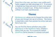 WP Themes/Blogging/Tutorials/Infographics