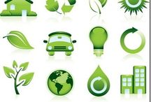 """Eco-Fabulous Icons & Designs / Great icons on websites and printed promotions can help teach our communities what """"being green"""" really means in practical applications."""