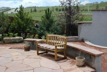 The Musicians Garden / Inspiration board for The Secrets of Exceptional Outdoor Spaces design training class project.  To get information on this class click the images.