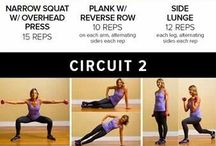 Circuit training / by Maria Katherine