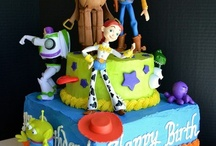 Cake Ideas for G / by Leticia Krumscheid