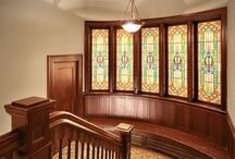 Craftsman Staircase / by Gail Silveira