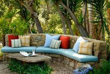 Chairs - Tables - Benches ♥ / - Outdoor Seating Design and Resources -
