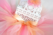 "Tutu Magic / Ballet party?  Fairy theme?  Why not a ""Magical Tutu"" party... you can never have tutu much fun!  / by Partycraft Secrets"