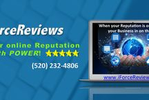 Control your Online Customer Reviews / Your online reputation IS your business.  iForce Reviews offers a comprehensive, yet simple Reputation Management system that secures and expands top customer reviews. Over 12,000 clients are succeeding with the platform.  Let us help you join their success!  Email or Call Today!: (520) 232-4806