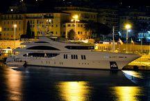 Mega Yachts / by Michael Pelletier