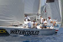 Watercooled Yacht Sailing  / the world's our oyster