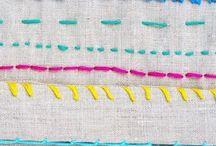 pontos costurar