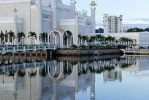 Brunej - Bandar Seri Begawan