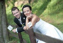 Svatební fotografie / Nejpovedenější svatební fotografie