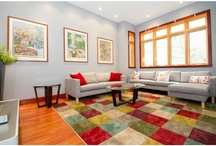 Color Explosion / Home decor, paint colors, painted furniture, how to paint, & home makeover.