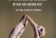 Yoga / Yoga, Yogatips & Yogaworkouts. Various yoga poses and inspirational quotes. #yoga #yogatips #yogaworkouts #namaste