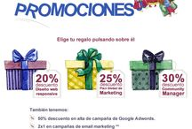 7ebiz | Nuestras promociones / Promociones de #marketingonline de 7eBiz