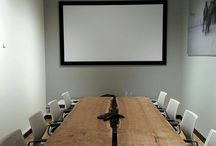Conference Rooms / Decor and technology for conference rooms