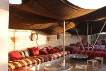 Marrokansk stil.