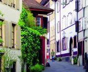 Le pays des Trois Frontières / Saint-Louis et le pays des trois frontières, l'Alsace multiculturelle !
